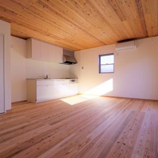 空気がうまい借家